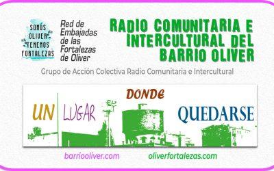 Radio Comunitaria Intercultural Oliver. Programa especial confinamiento.