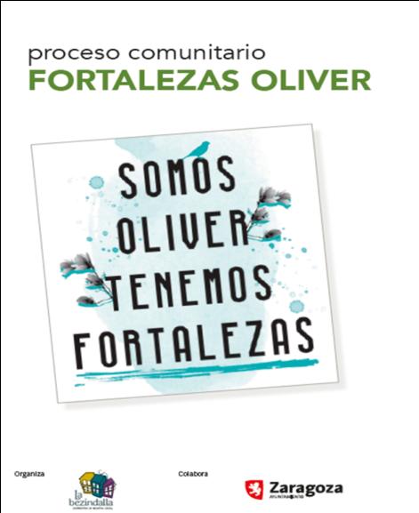 Herramienta digital del Proceso Comunitario «Oliver Fortalezas»